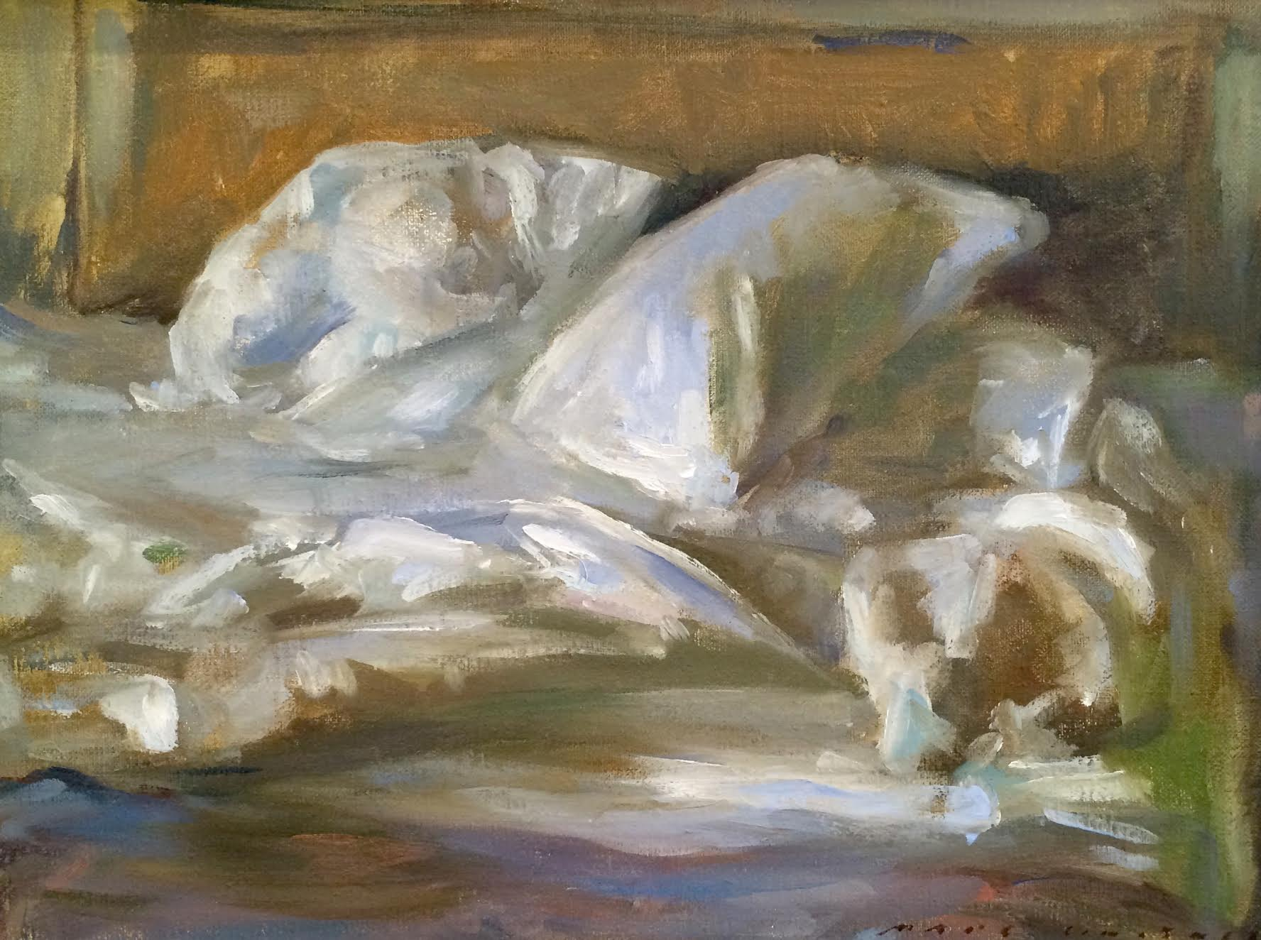 Marc Whitney Hightlands Inn Pillows