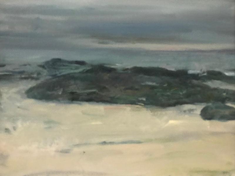 Coastal Rocks by Marc Whitney