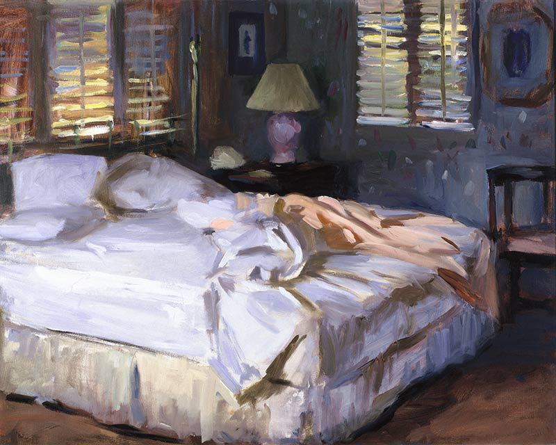 Marc Whitney fine art print Quiet Afternoon