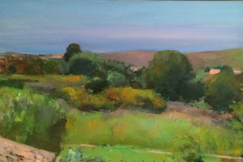 Marc Whitney oil painting Sea and Land