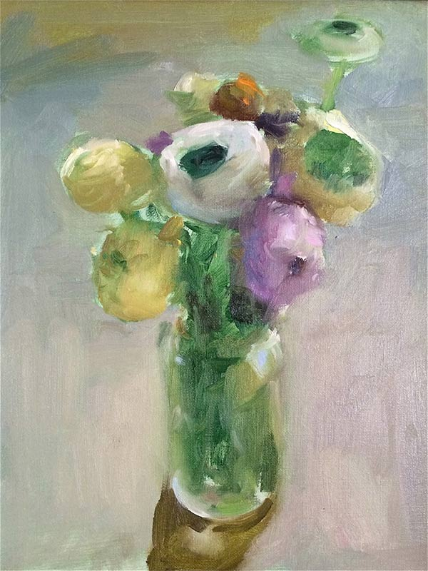 Marc Whitney fine art reproduction Spring Floral
