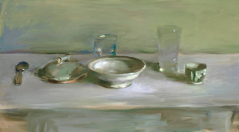 Marc Whitney fine art print Table Setting