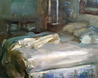 Unmade Beds - recently sold