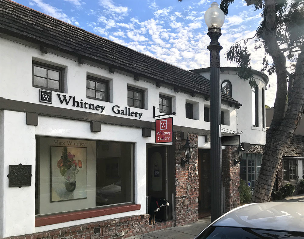Marc Whitney Gallery Laguna Beach, CA