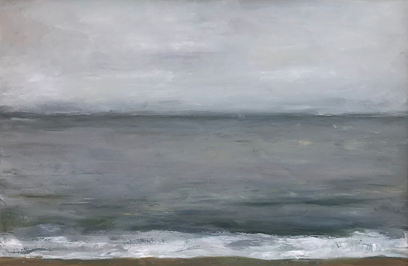 oil painting by Marc Whitney - Calm