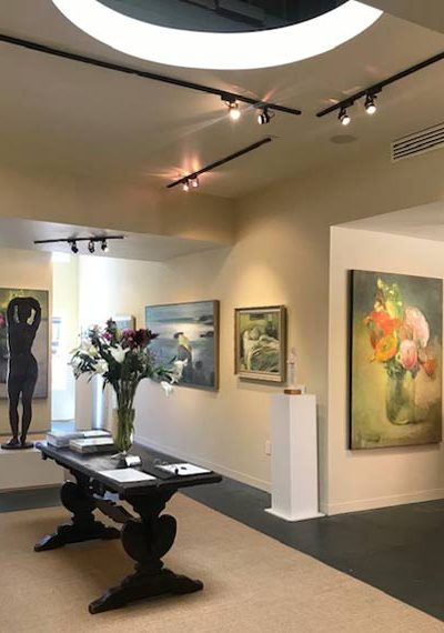Whitney Gallery Laguna Beach Art Walk