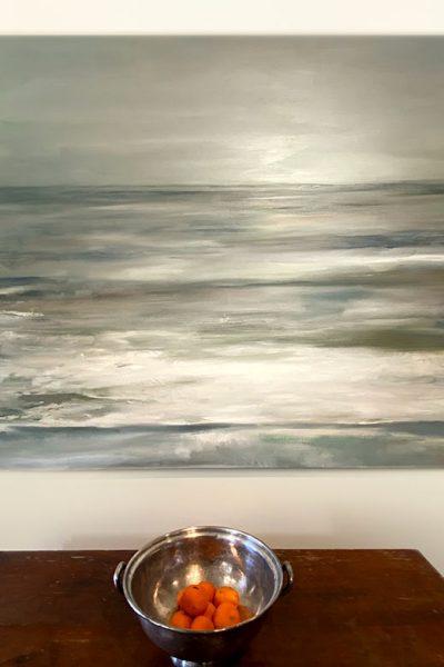 Seascape Marc Whitney original oil